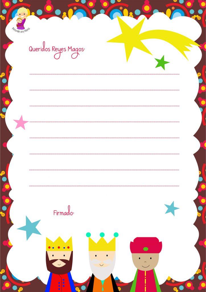Carta-para-los-Reyes-Magos2-Pintando-Una-Mama