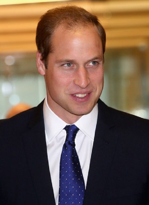 Prince William, Duke of Cambridge attends the BGC Charity Day 2013 at Canary Wharf
