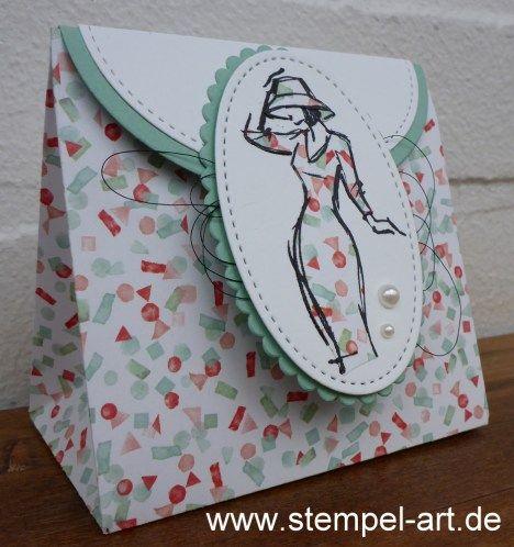 Mit Stil verpackt! – 8 Shopping Gutscheine…   StempelArt