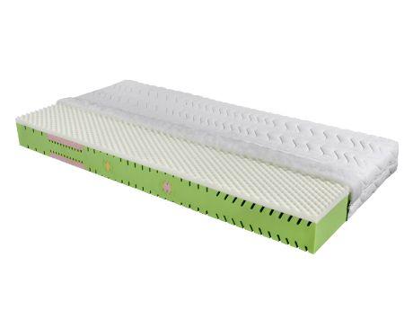 Aktivní pěnová matrace Celtex - Vanessa Comfort vyrobená ze studené pěny s vrstvou líné pěny. / Active foam mattress Celtex - Vanessa Comfort made of cold foam with a layer of lazy foam. #foam #mattress #penova #matrace #celtex #jmp #sleep #spanek
