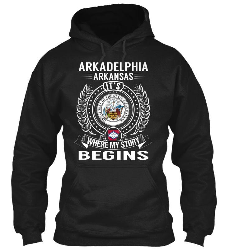 Arkadelphia, Arkansas - My Story Begins