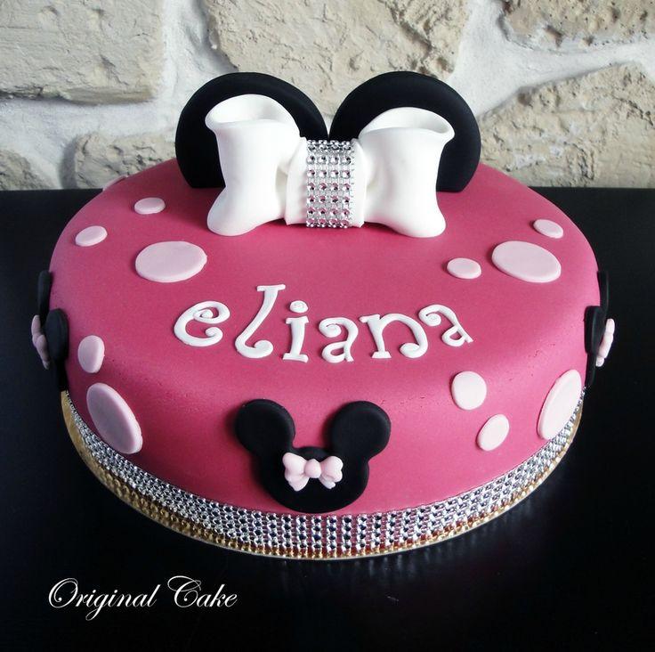Gâteau Minnie                                                                                                                                                     Plus