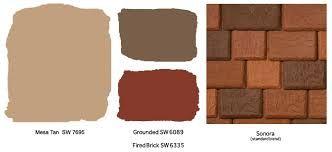 external colour schemes for brick houses - Google Search