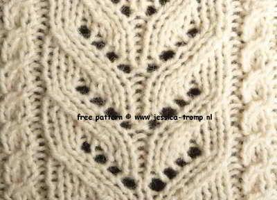 17patterns patronen ajour steken breien breisteken symbolen knitting stitches lace knitstitch symbols