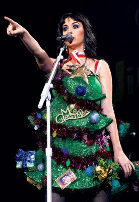 Style File Katy Perry's Crazy Outfits