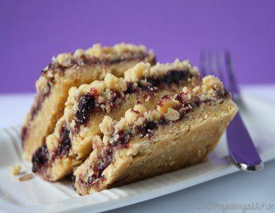 Oatmeal Jam Bars Recipe on Yummly. @yummly #recipe