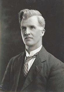 James Henry Scullin (18 September 1876 – 28 January 1953), Australian Labor politician and the ninth Prime Minister of Australia. Two days after he was sworn in as Prime Minister following the 1929 House-only election, the Wall Street Crash of 1929 occurred, marking the beginning of the Great Depression and subsequent Great Depression in Australia.