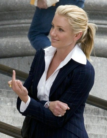 Cameron Diaz; right with you Cameron. i never should do research, and just stay in my happy place.  :  0