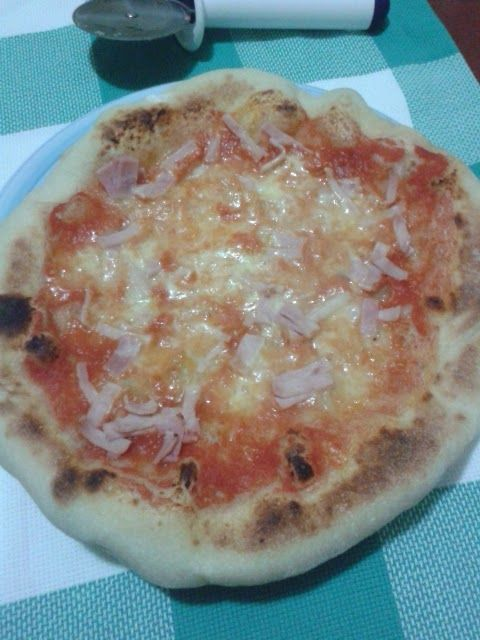 PIZZA NAPOLETANA A LUNGA LIEVITAZIONE CON LIEVITO DI BIRRA   Anna Creazioni in Cucina