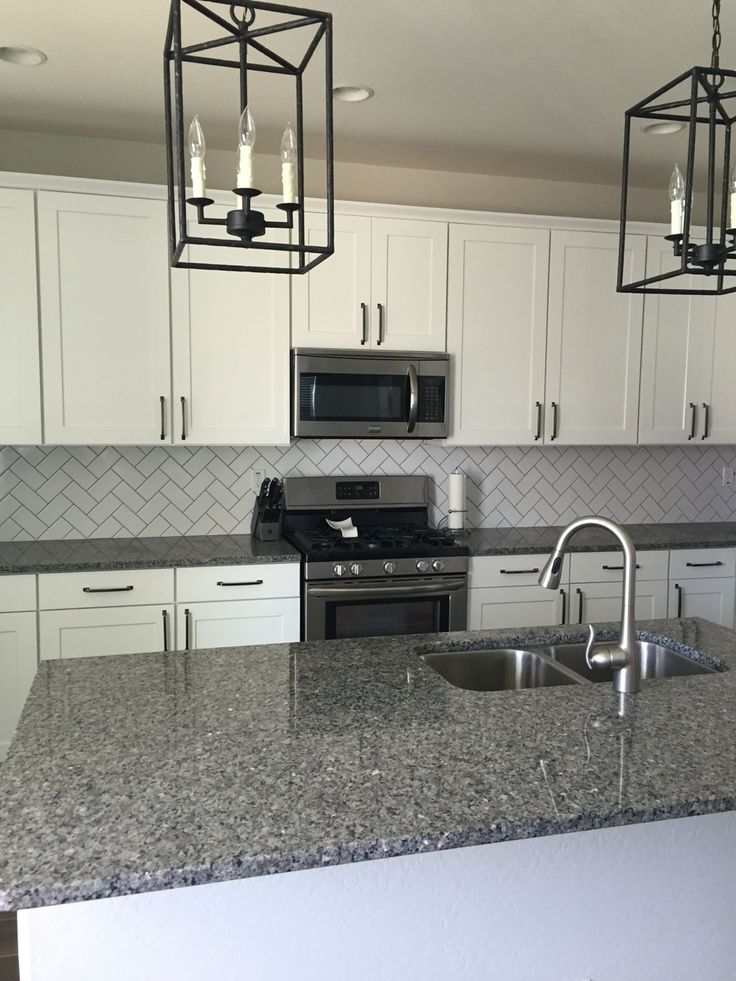 Caledonia Granite Is Given A Updated Touch With A