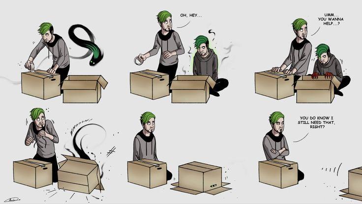 Box~ by maskman626 on @DeviantArt