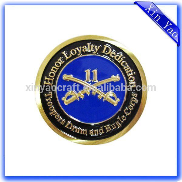 Check out this product on Alibaba.com APP China Factory Die struck Brass Challenge Coins for Sale