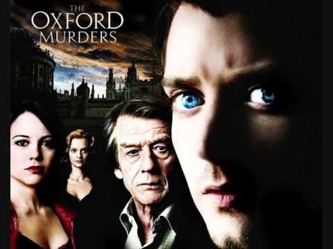 Roque Baños - Los Crímenes de Oxford - Oxford crimes