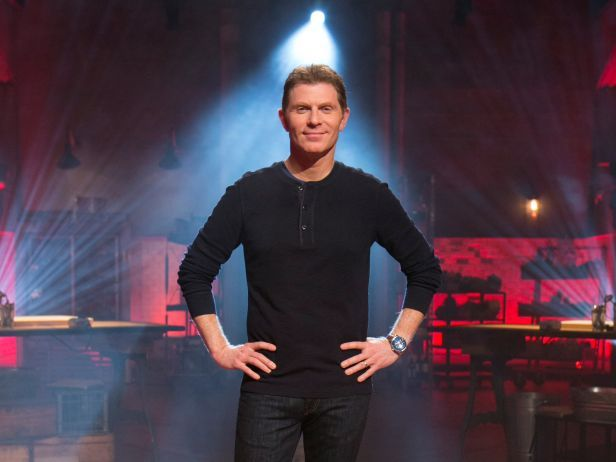Chefs Attempt to Beat Bobby Flay a total scam just to stroke his ego!!!