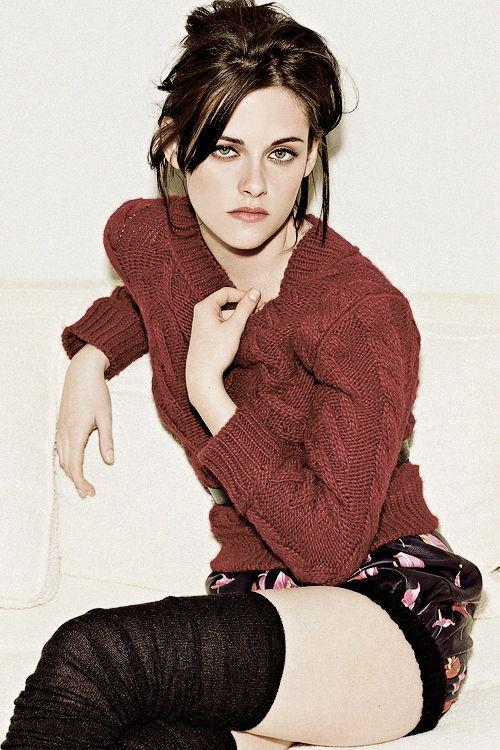Kristen Stewart for Elle UK July 2010