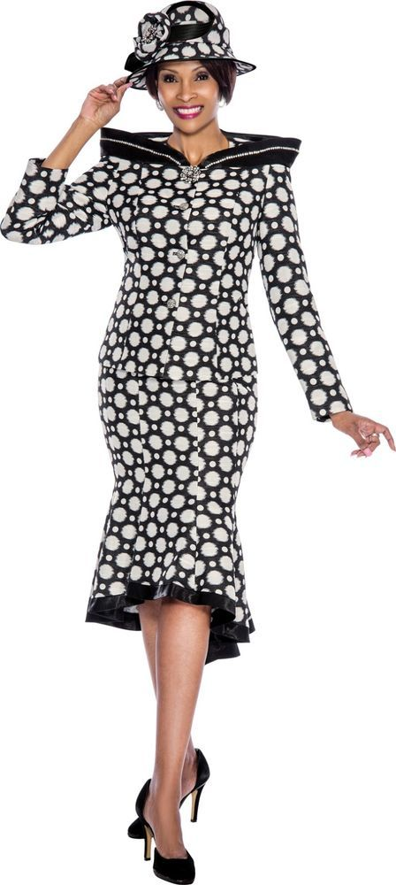 3656 SUSANNA FOR TERRAMINA 2PC POLYESTER SUIT ON SALE FROM $249.00 T0 $99.00 #SkirtSuit