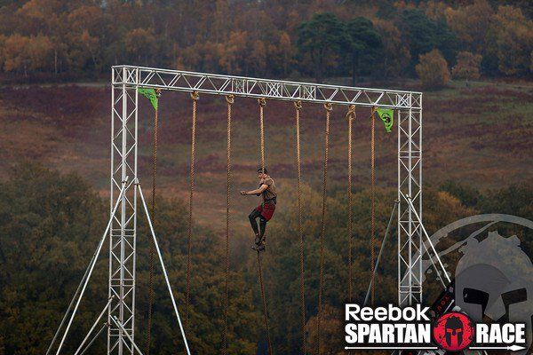 How to train for rope-climbing with no rope