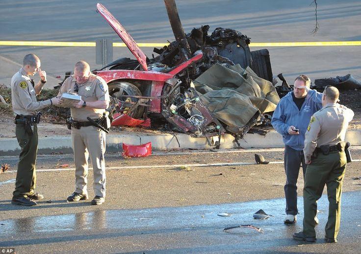 Estrela de Velozes e Furiosos Paul Walker morre aos 40 anos em acidente de carro