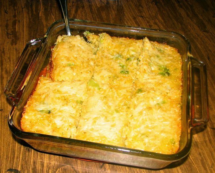 Cheesy Broccoli Quinoa | Recipes to Test | Pinterest