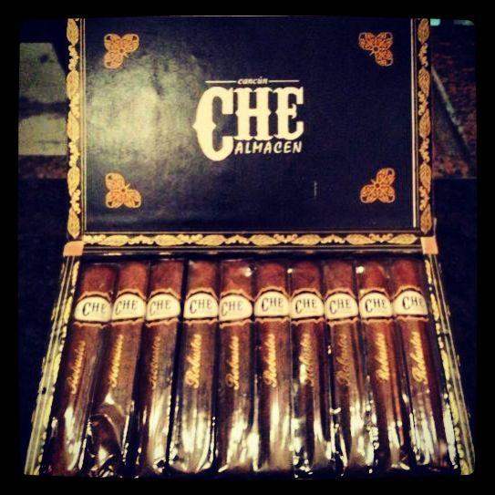 Ahora para nuestros amigos tenemos los Puros del Che. 100%tabaco mexicano y de gran calidad.