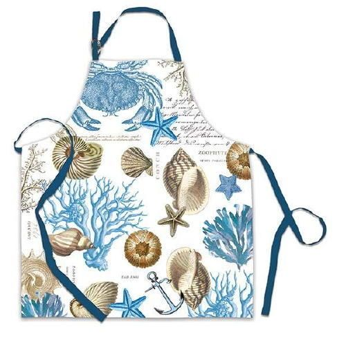 Kitchen Apron By The Seashore Michel Design Works New Michel Design Works Pinterest