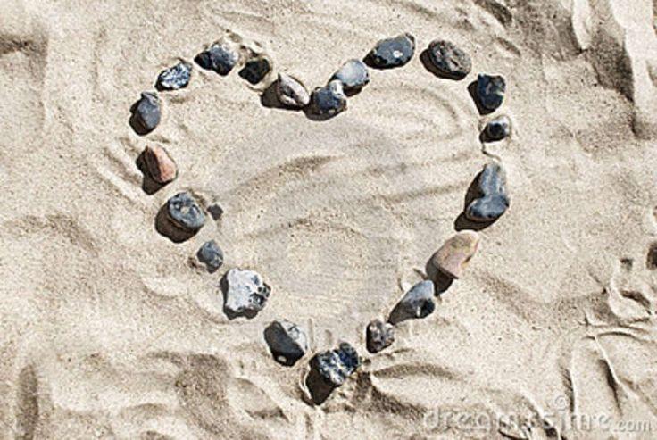 Liefde  op het strand!