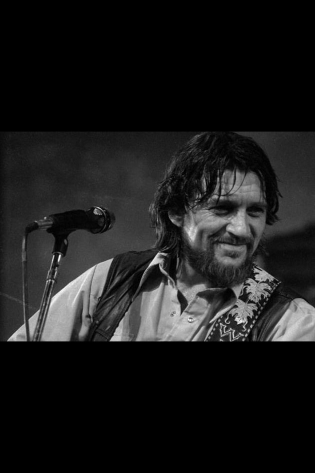 Waylon Jennings Good Hearted Woman