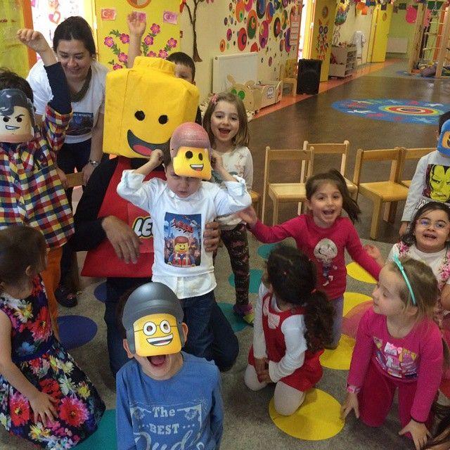 Lego Parti!