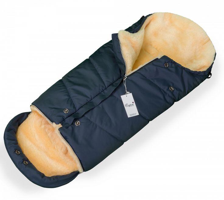 Конверт в коляску Sleeping Bag beige Esspero купить в Москве и Санкт-Петербурге…