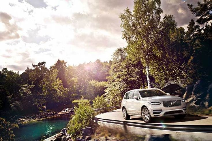 Volvo XC90- the go to for a safe journey