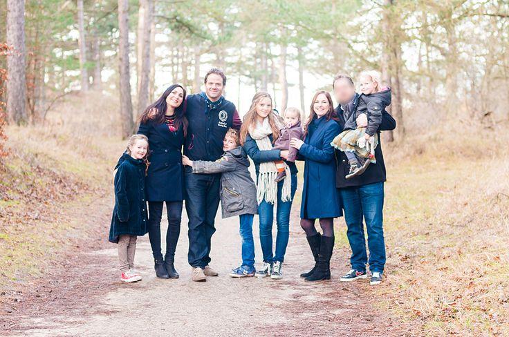 Buiten en familie fotoshoot bij fotograaf Haarlem