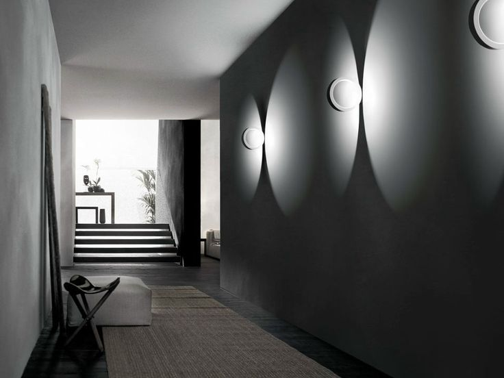 Indirect light wall lamp ASSOLO PARETE Assolo Collection by Cini