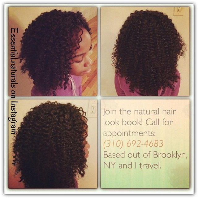 Crochet Braids In Brooklyn : ... Crochet braids with #freetress - water wave 20. #naturalhair