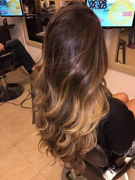 Best 25 Balayage Miel Ideas On Pinterest Teinture Pour