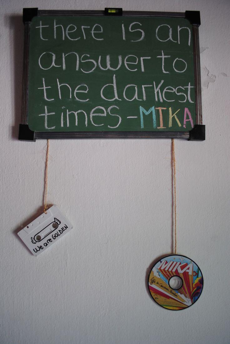 """humphreyweareleaving: relax.""  Mika quote"