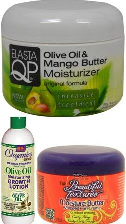Daily Moisturizer for Relaxed Hair | Moisturize and seal daily in the mornings