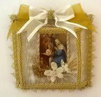 Presépios de Portugal : Registo com Sagrada Família - Delfina Lino