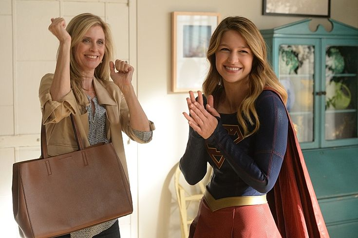 CBS has ordered additional episodes of their Supergirl TV show.  Do you enjoy it?