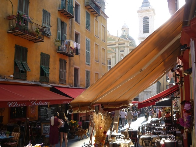 Old Town, Nice, France #virtualtourist #france: Cote D'Azur, France La Vie, Fr Cote D Azur, Virtualtourist France, France Virtualtourist, Europe 2012
