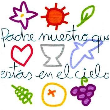 #Recordatorio Oración #Primera #comunion www.airedefiesta....