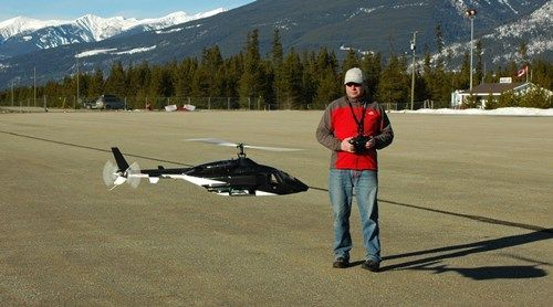I Love Flying Scale RC Helicopters
