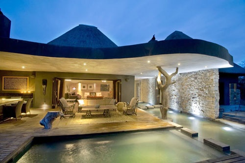 Chitwa Chitwa house in South Africa.  Spent 4 days here - gorgeous.