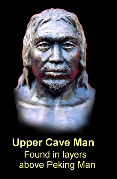 Frontiers of Anthropology: Peking Man Upper Cave and the Ethnic Variety of Lemurians, Part II