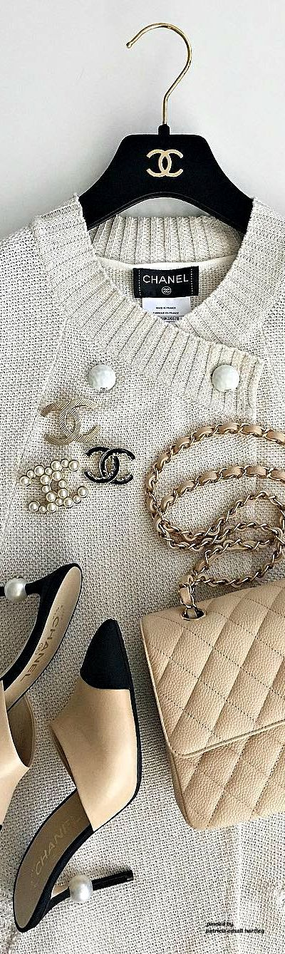 It's all about Chanel ♛BOUTIQUE CHIC♛