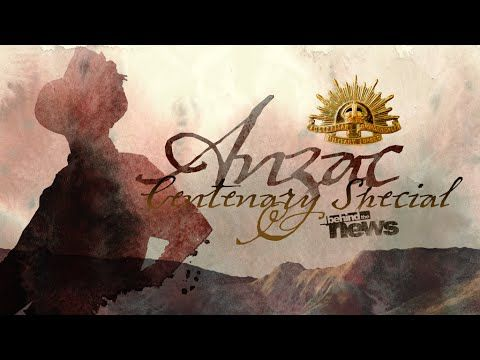 2015 Anzac Centenary Special - Behind the News - YouTube