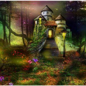 Fantasy Castle 3D Art Wallpaper | fantasy castle 3d art wallpaper 1080p, fantasy castle 3d art wallpaper desktop, fantasy castle 3d art wallpaper hd, fantasy castle 3d art wallpaper iphone