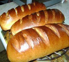 A legfinomabb kenyér így készül! 25 perc alatt megsül, de a család nem tud vele betelni!