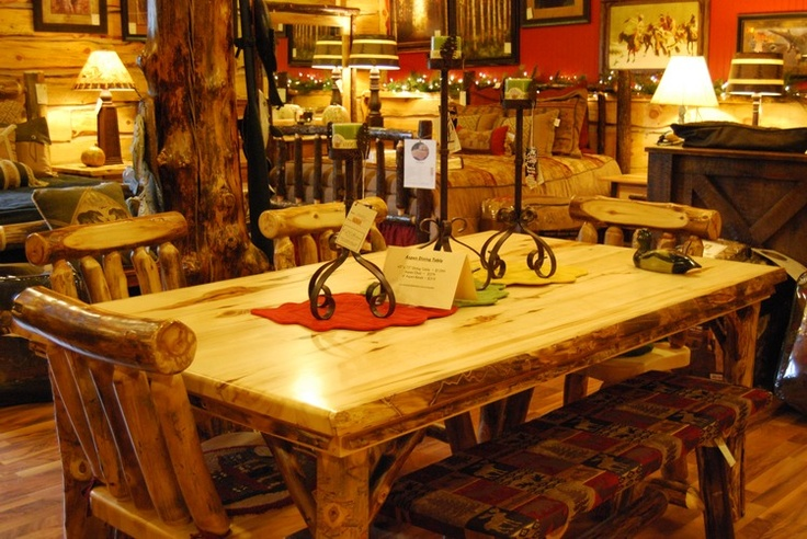 Amish Made Aspen 72 Quot Dining Room Table From Cabin
