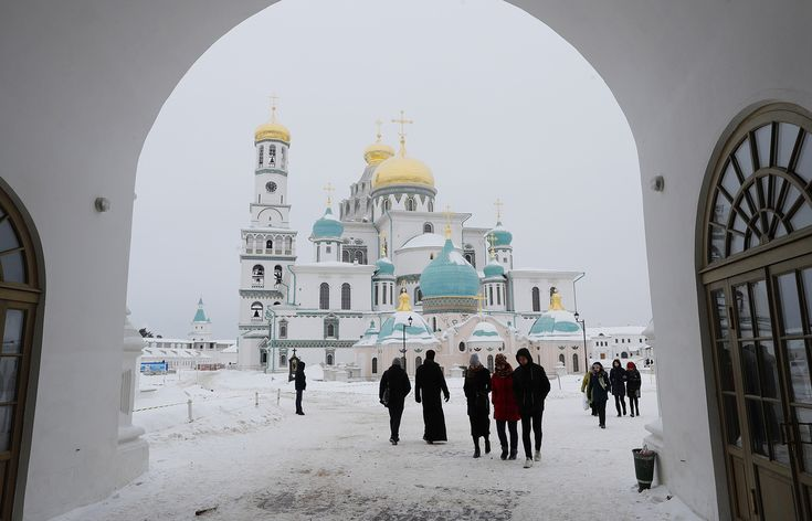 Putin to have tour of famous monastery in New Jerusalem near Moscow - Russia News Now