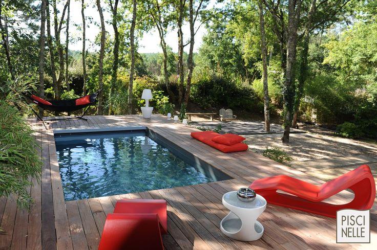 Piscine Piscinelle - Mars 2015 - Votre piscine � partir de 95� par mois